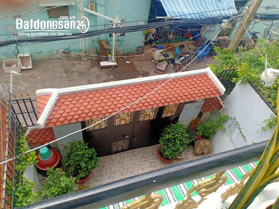 Bán nhà Thoại Ngọc Hầu 97m2/ 3 tầng Phú Thạnh Tân Phú giá chỉ 9,5 tỷ.