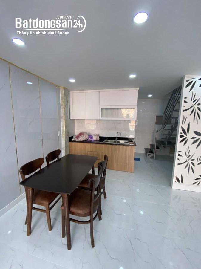 Nhà mới HXH Nguyễn Duy Cung,(4x10) 40m2,2PN,Phường 12,Gò Vấp 3,56 Tỷ