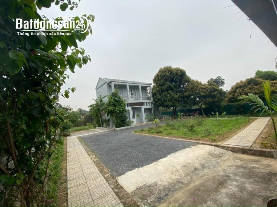 Bán đất Đường Quốc lộ 6, Xã Hợp Thịnh, Huyện Kỳ Sơn