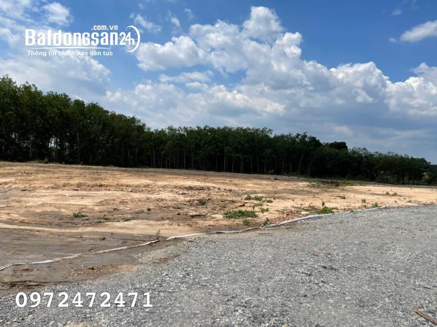 Bán đất nền phân lô Đường ĐT 742, Xã Phú Chánh, Thị xã Tân Uyên