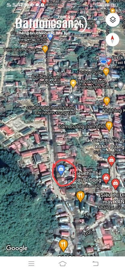 Bán nhà , Thị trấn Quảng Uyên, Quảng Uyên