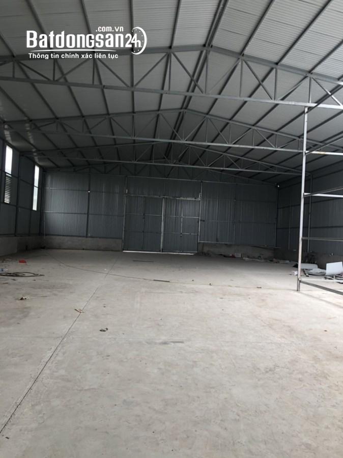 Chính chủ cần cho thuê kho xưởng đẹp, mới tại Hà Đông, Hà Nội. LH: 0983877958