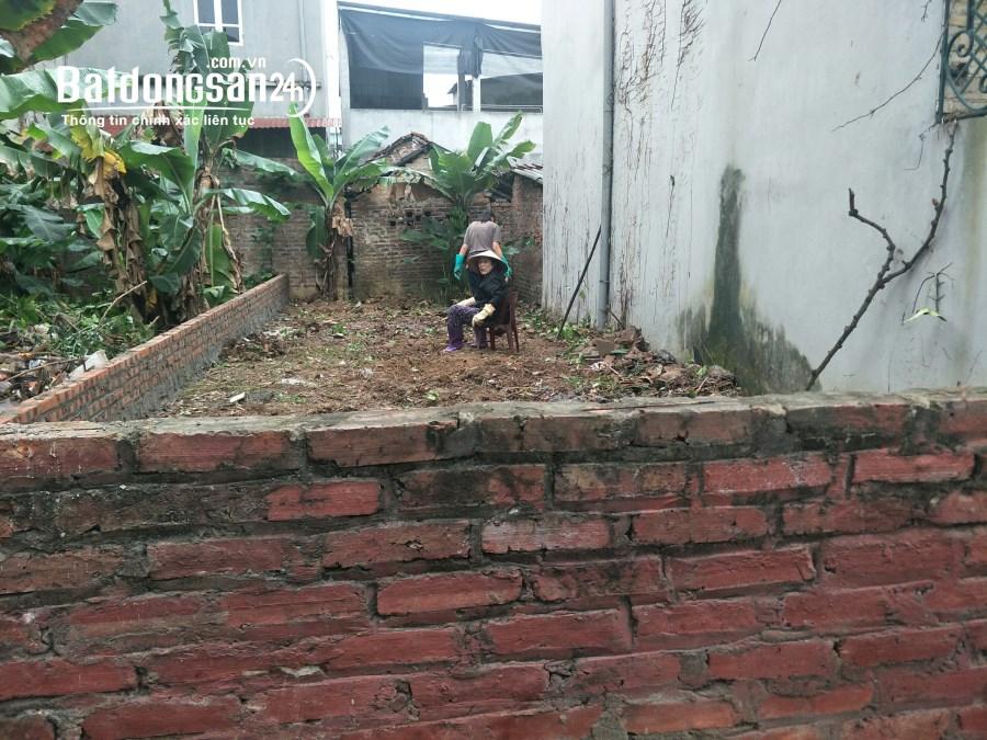 Bán đất Xã Nam Hồng, Huyện Đông Anh  Liên  hệ: 0981339168