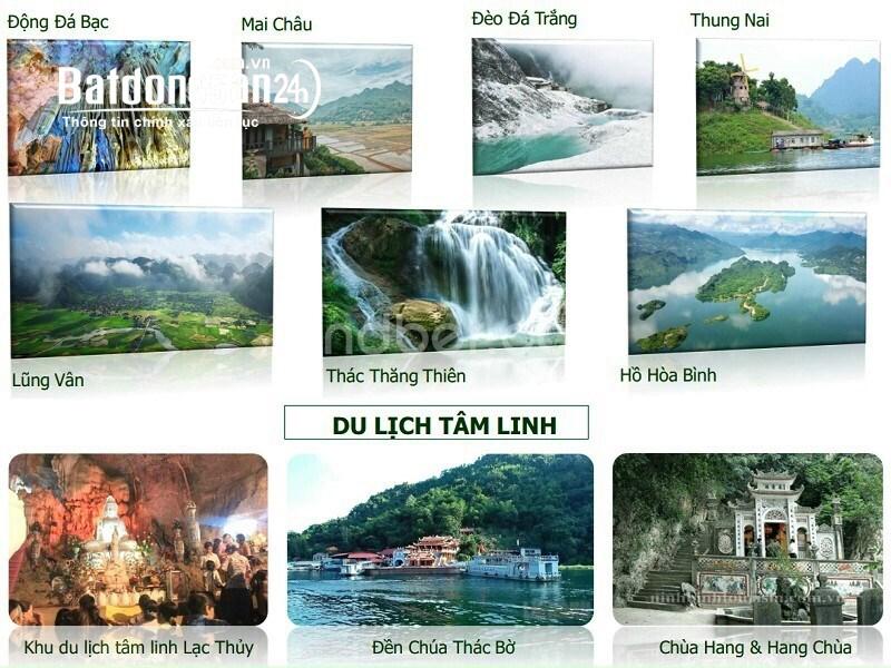 Bán đất nền cách Hà Nội 50km, đã có sổ đỏ - chỉ từ 739tr/lô