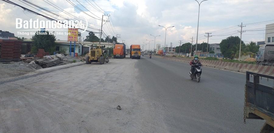 Cho thuê Bãi mặt tiền Đường ĐT 743, Phường Bình Hòa, Tp - Thuận An, Bình Dương