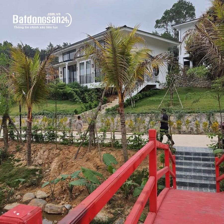 Bán biệt thự, villas Sakana Spa & Resort, Đường Quốc lộ 6, Huyện Kỳ Sơn