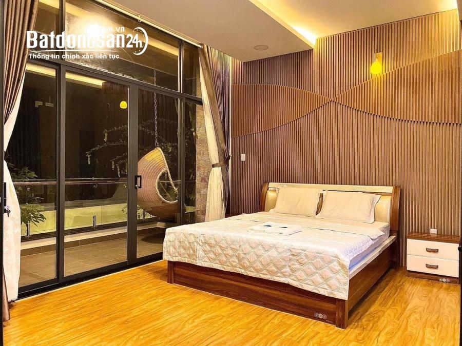Cho thuê khách sạn 77 phòng Đường Phan Văn Trị, Phường Thắng Tam, Tp Vũng Tầu
