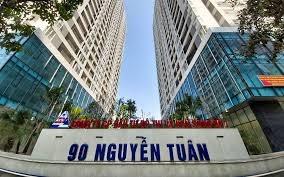 Hiệu suất 85tr/tháng, liền kề 90 Nguyễn Tuân,Thanh Xuân, 95m2, MT 10m, 28.5 tỷ.