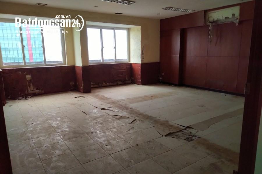 Sàn VP Nguyễn Lương Bằng, chỉ 165k / m2, sân đỗ oto, phục vụ khách setup