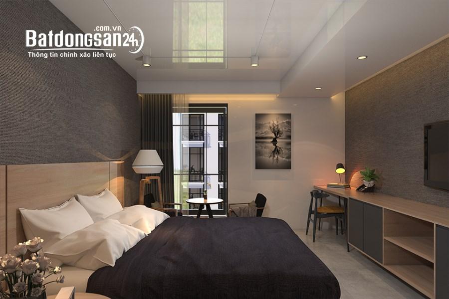 Cho thuê khách sạn 148 m2 mặt tiền Phan Chu Trinh mới đẹp có thang máy