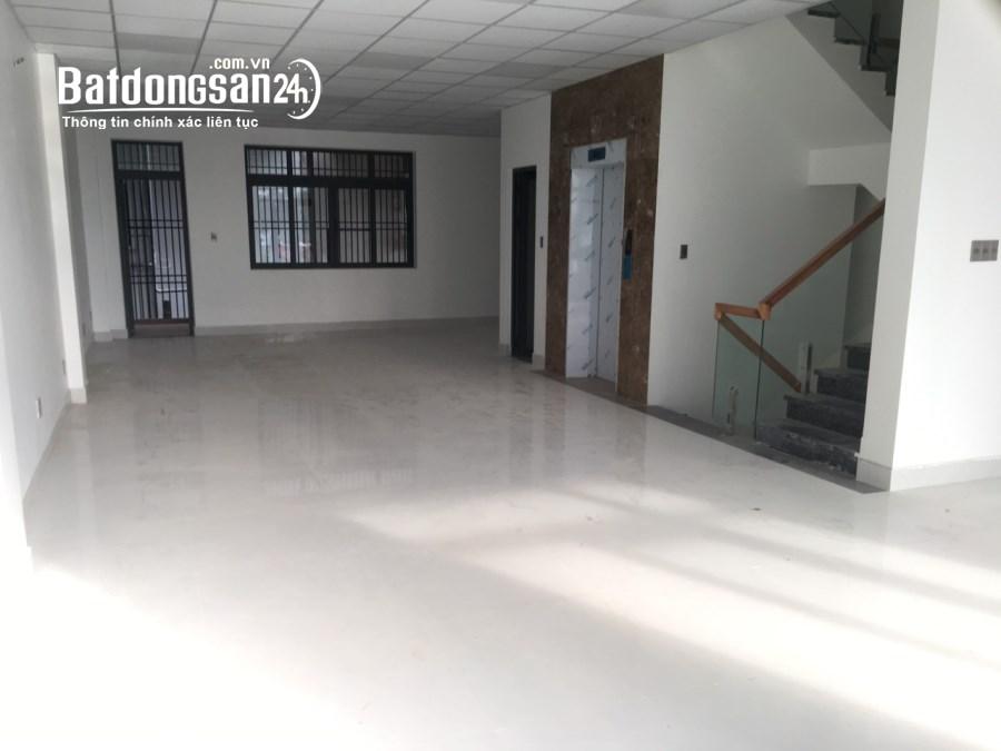 Cho thuê nhà KDC Him Lam, q7. DT: 7,5x20m, 3 lầu. Giá: 75 triệu/tháng