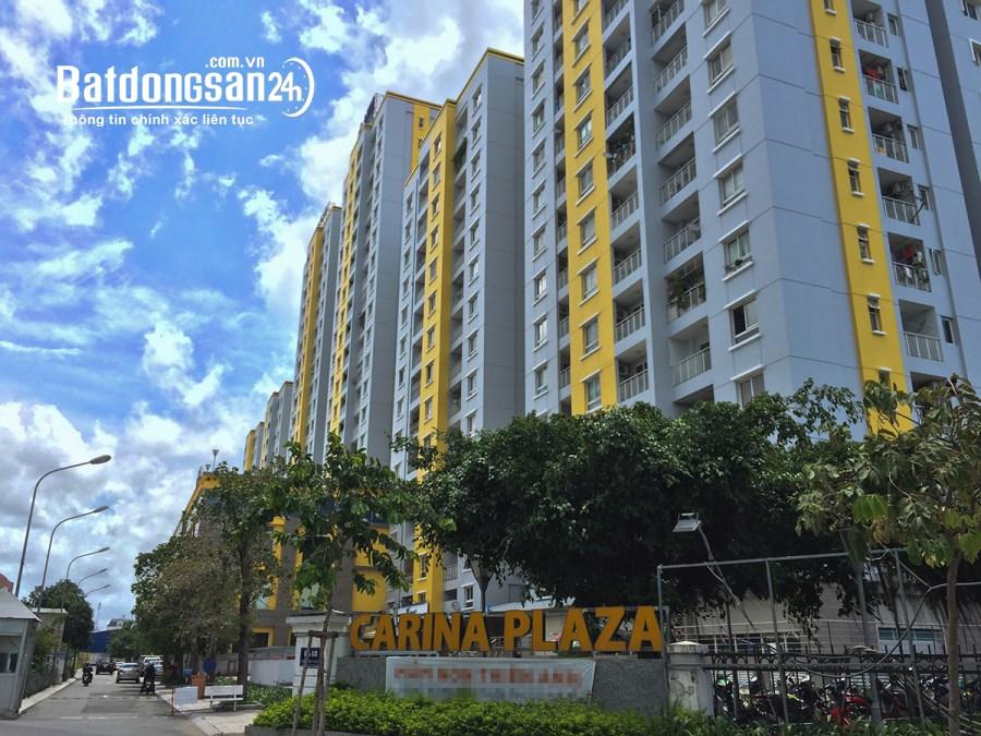 Cho thuê căn hộ chung cư Carina Plaza, Đường Võ Văn Kiệt, Quận 8