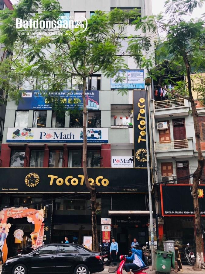 Cho thuê văn phòng 80m2 giá rẻ Phố Trần Đại Nghĩa, P. Đồng Tâm,Quận Hai Bà Trưng