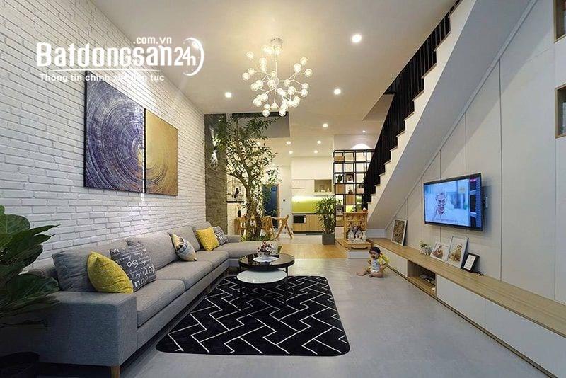 Cho thuê siêu biệt thự đẹp 384m2 mặt tiền đường trung tâm phường 4.