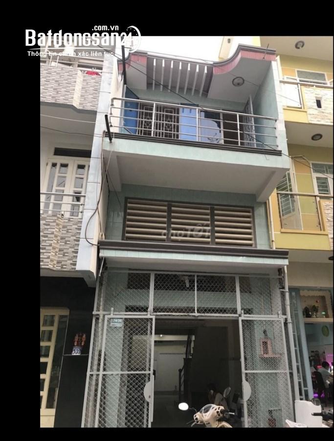 Chính chủ cho thuê nhà 1 trệt 1 lửng 1 lầu + Sân thượng tại 174/38 Thái Phiên