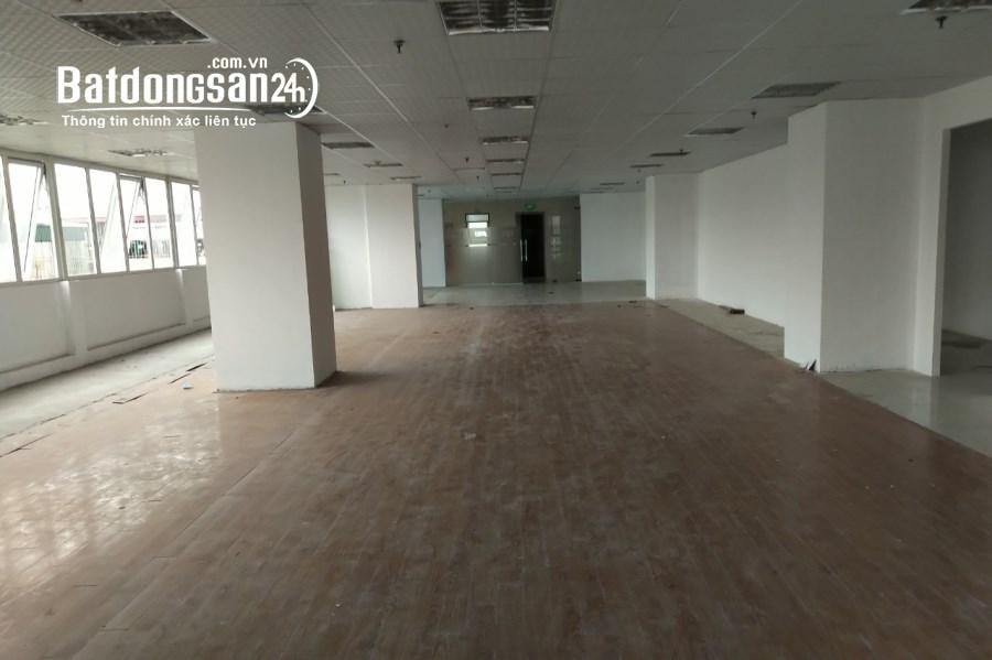 Sàn VP tòa thương mại đường Cầu Giấy. Từ 60 – 250m2. Giá thuê rẻ 11 USD / m2