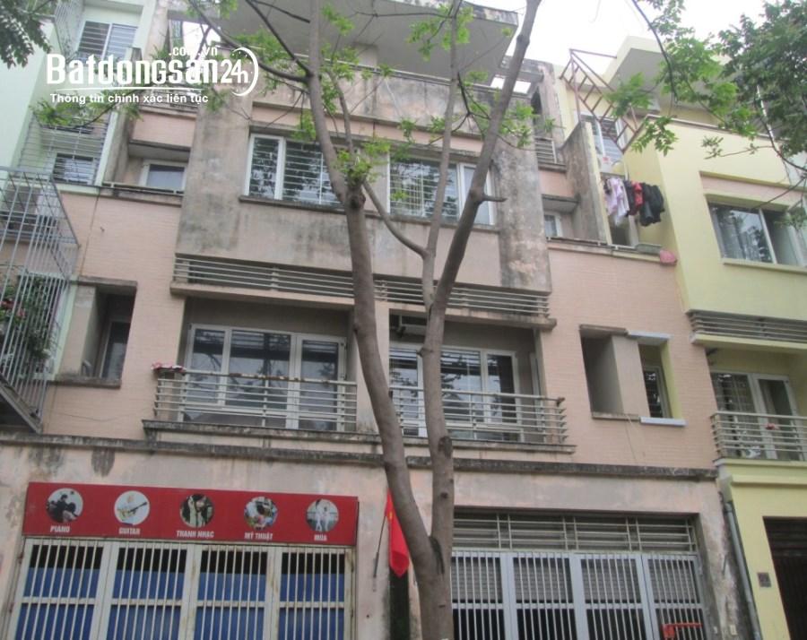 CC bán nhà liền kề KĐT Văn Phú gần Công viên 90m2x4T chỉ 7.38 tỷ. LH 0989626116