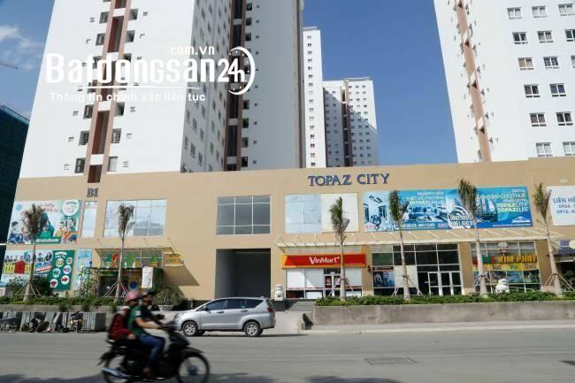 Cần cho thuê căn hộ Topaz City, Quận 8, diện tích 62m2, 2PN, 2WC