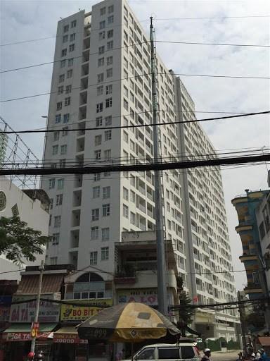 Cần cho thuê gấp căn hộ Hoa Sen Quận 11. Diện tích: 65m2, 2PN, 2 WC