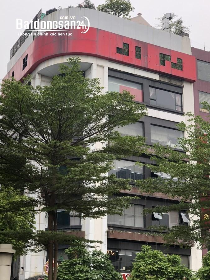 Cho thuê MB kinh doanh - văn phòng số 76 Trần Thái Tông, Cầu Giấy