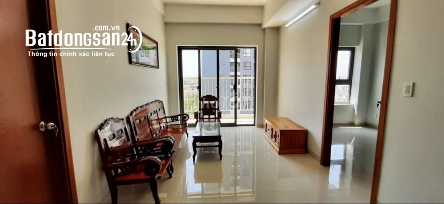 Cho thuê căn hộ mới xây có nội thất 66m2 2pn tại Lê Đức Thọ P15 GVấp giá 9tr/th