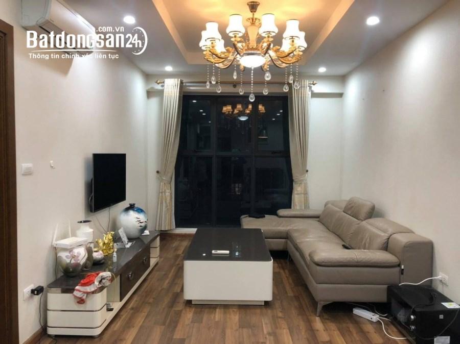 Cho thuê căn hộ 2PN 83m2 , 12tr/tháng chung cư cao cấp Goldmark City