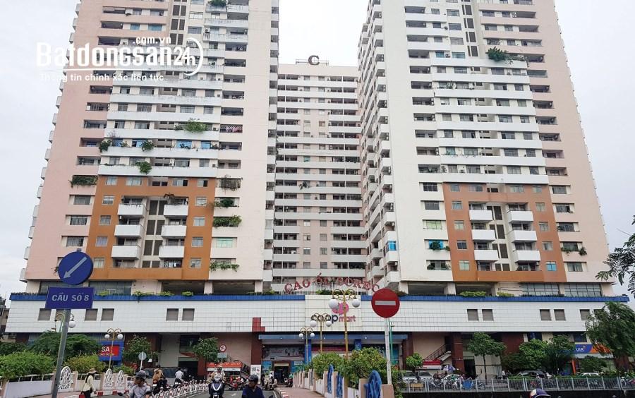 Cho thuê căn hộ Screc Tower Q.3, Dt 81m, 2 phòng ngủ