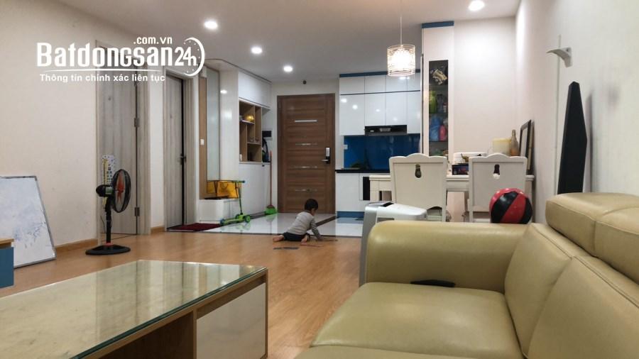 Cho thuê căn hộ chung cư The Garden Hills 99 Trần Bình 78m 2PN full đồ nhà đẹp