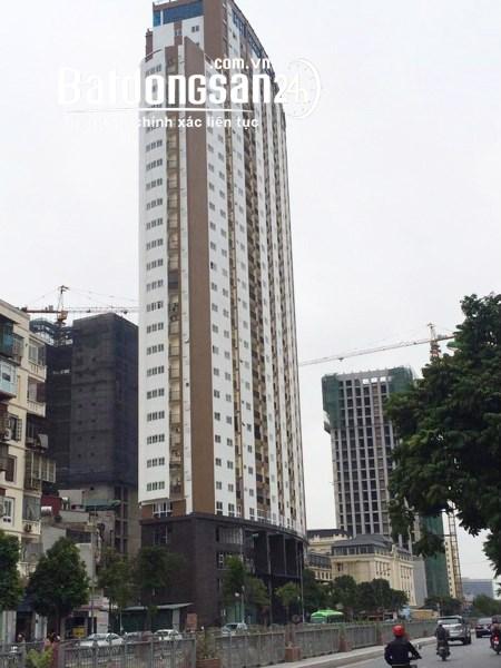 0909300689. Cho thuê văn phòng tòa rẻ đẹp tòa Thăng Long Tower, Mạc Thái Tổ