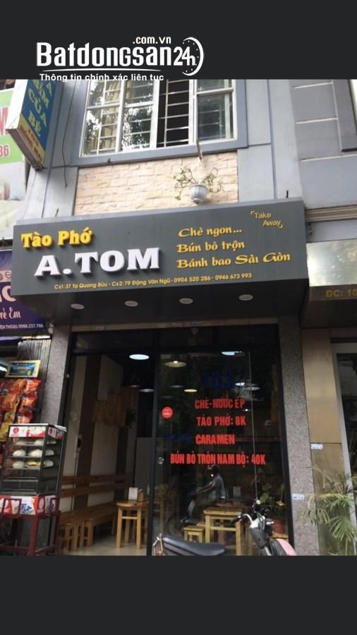 Cho thuê nhà mặt phố Phố Hồng Mai, Quận Hai Bà Trưng