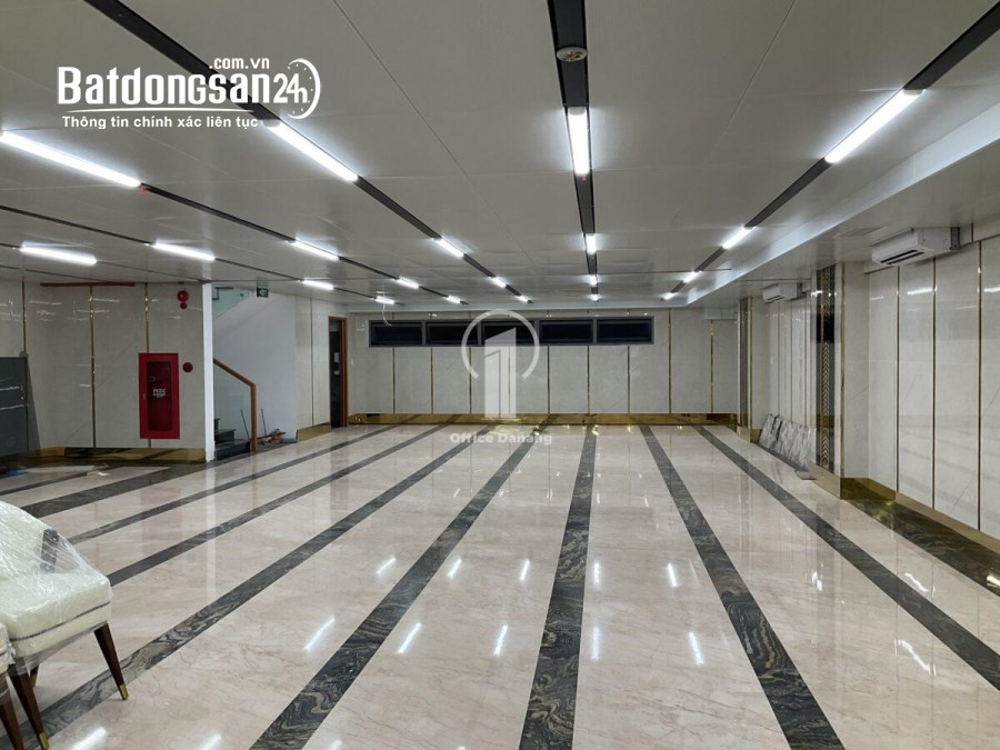 Toà nhà Luxury Building Hạng A - Văn phòng cho thuê cao cấp tại Đà Nẵng