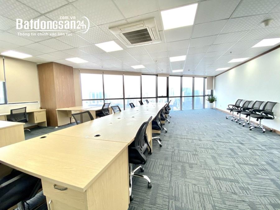 Cho thuê văn phòng Phố Lê Đức Thọ, DT 70m2-160m2-200m2-250m2 giá rẻ chỉ 10$/m2