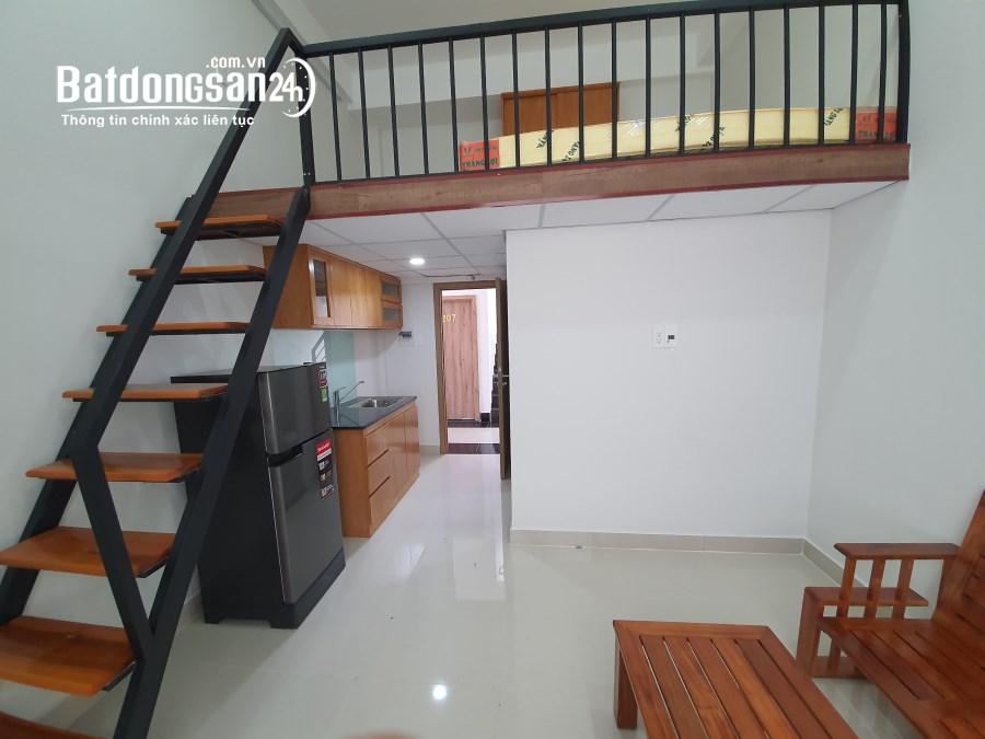 Cho thuê căn hộ chung cư Đường Cao Thị Chính, Phường Phú Thuận, Quận 7