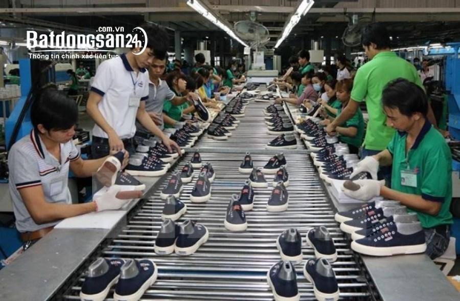 Cho thuê hoặc bán gấp nhà máy giầy Nam Định