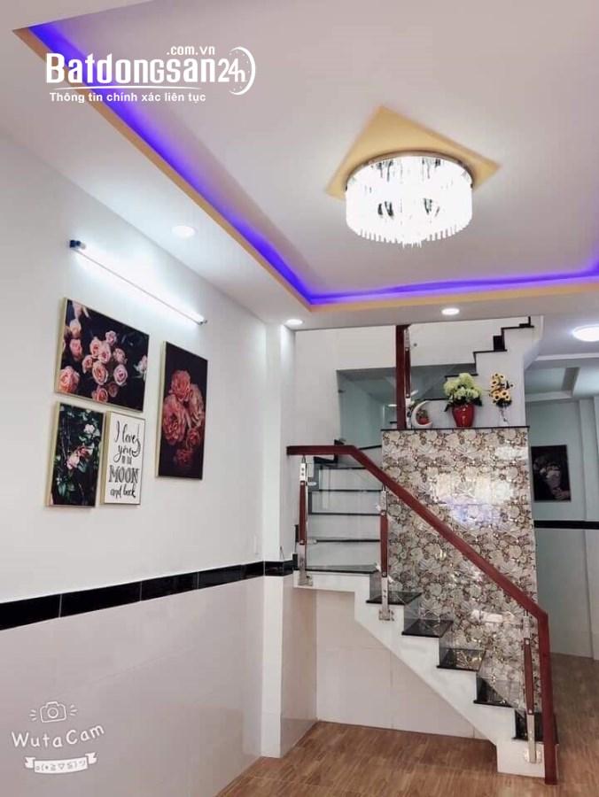 Bán Nhà Gò Vấp, Giá Rẻ, Đường Phan Huy Ích, Nhà 1T1L, 3x10m, HXH