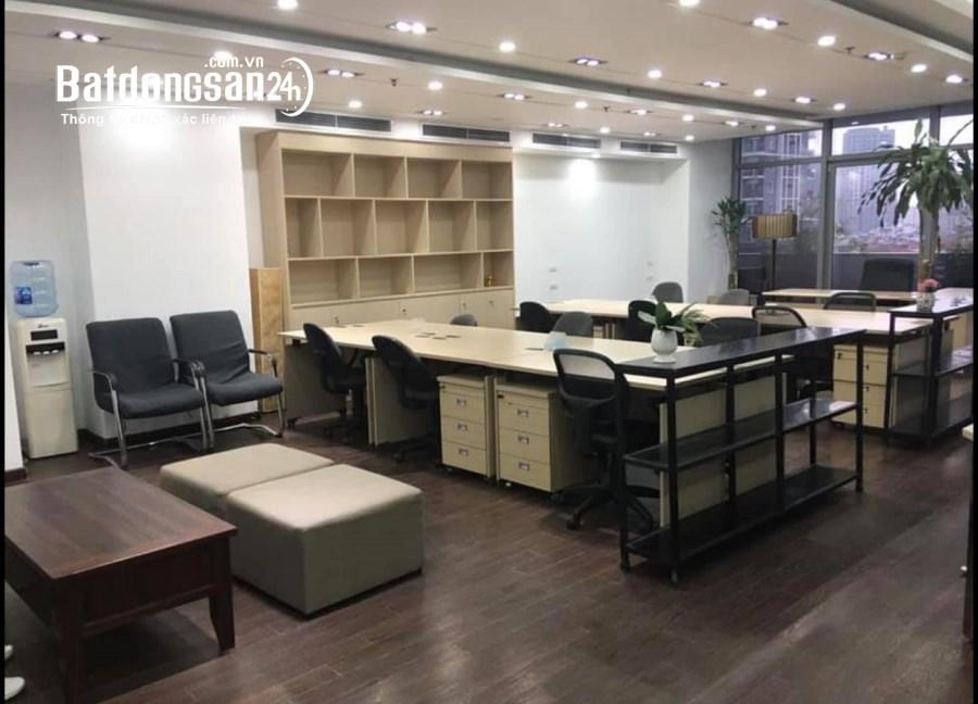 Cho thuê văn phòng phố Hoàng Ngân, 90m2 giá 16 triệu/tháng