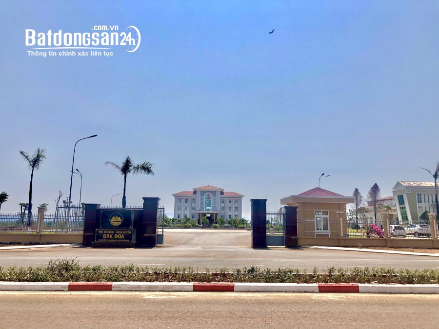 Bán đất TNR Stars Đak Đoa, Đường Trần Hưng Đạo, Huyện Đăk Đoa 7 triệu/m2