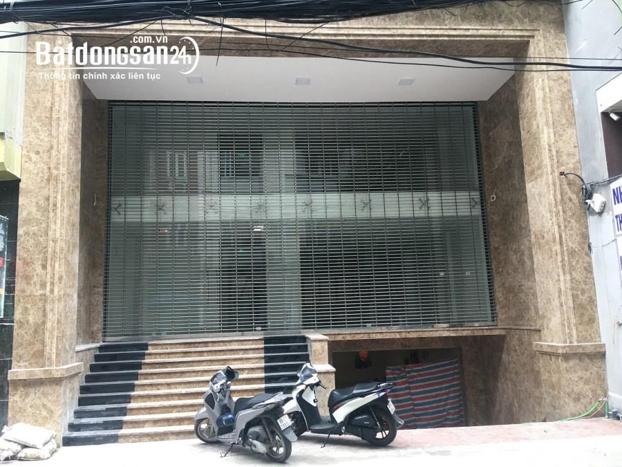 Quận Nam Từ Liêm: Cho thuê văn phòng 150m2 view 3 mặt thoáng tại Mỹ Đình