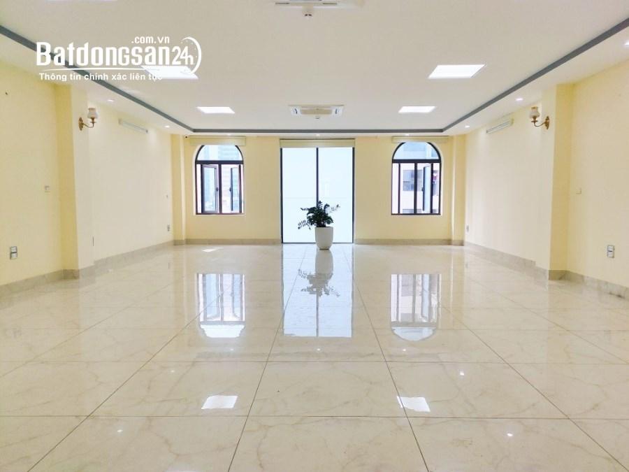 Cho thuê mặt bằng văn phòng Ngã tư Trần Bình - Nguyễn Hoàng 130m, 190m giá rẻ.