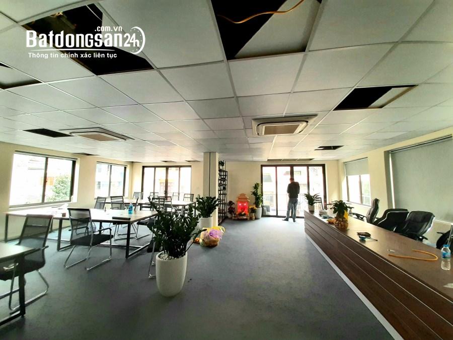 Cho thuê văn phòng phố Thái Hà, view đẹp, diện tích 100m2 16 triệu