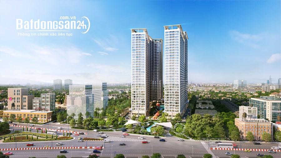 Dự án Lavita Thuận An được thiết kế chuẩn resort 5 sao đầu tiên ở khu vực