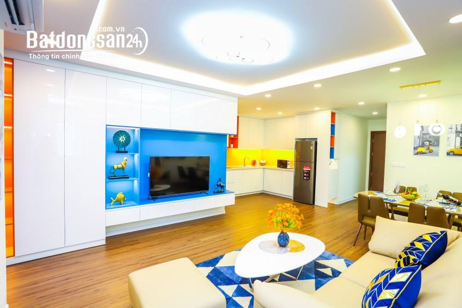 Bán căn hộ 78m2, 2 phòng ngủ nhà đẹp ở Goldmark City. LH 0355396055