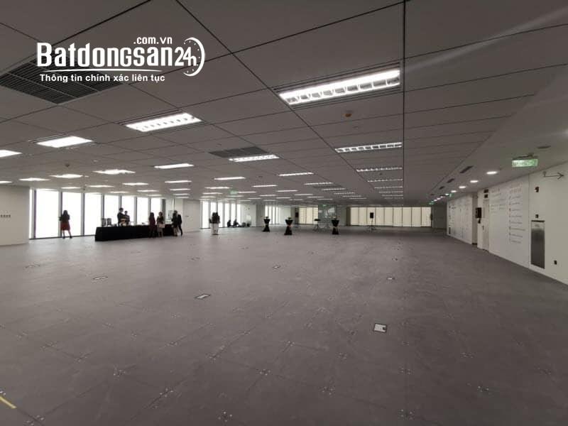 Văn phòng Building Hạng B 600m2 tại Nguyễn Chánh. Giá thuê 218.000đ/m2