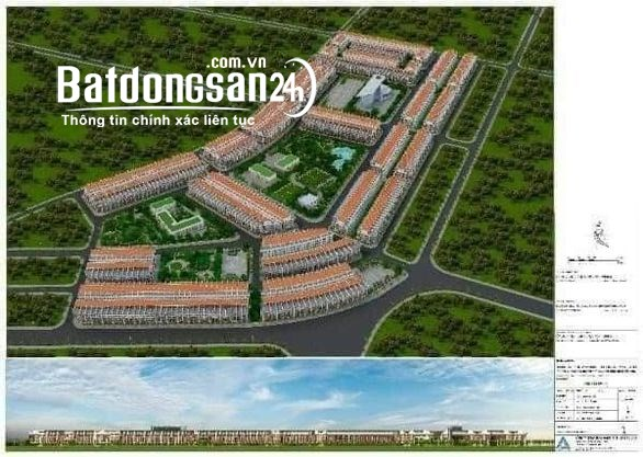 Bán đất nền phân lô dự án An Bình - Vọng Đông, Xã Yên Trung, Huyện Yên Phong