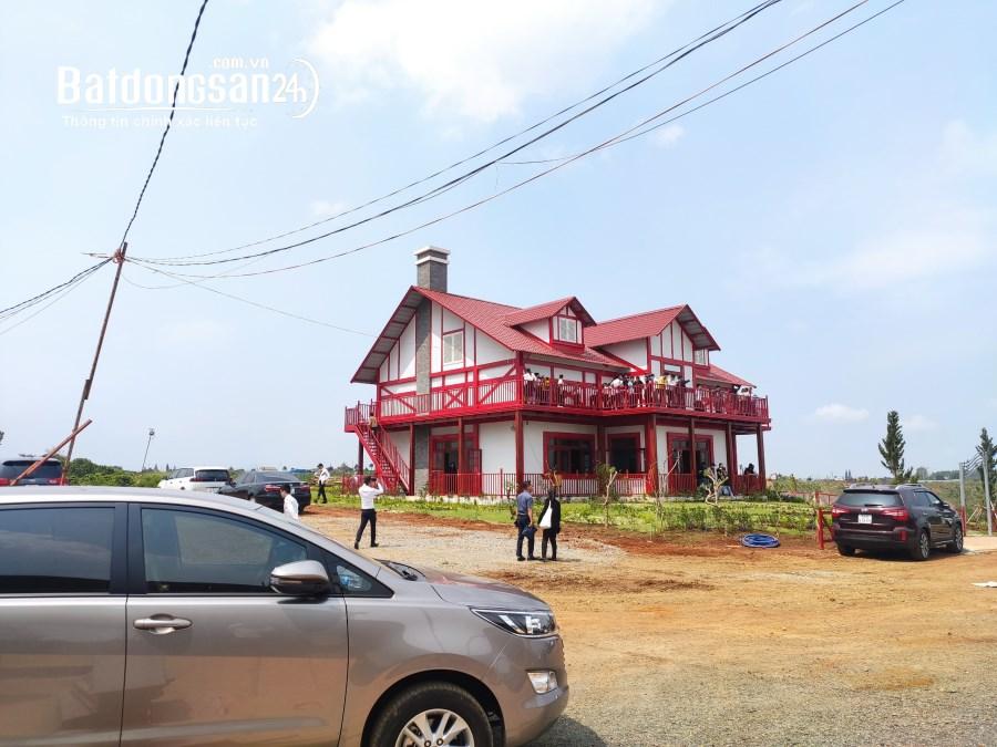 Làng Biệt Thự Sinh Thái LA MELODIE Bảo Lộc