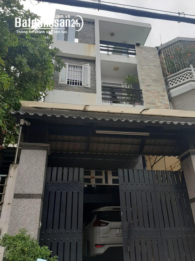 Bán nhà mặt phố Đường Lê Niệm, Phường Phú Thạnh, Quận Tân Phú