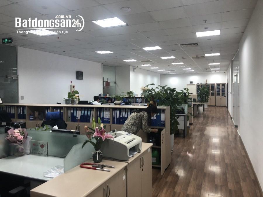 Cho thuê Văn phòng đẹp tại Nguyễn Hoàng DT sử dụng 140m2 - Giá thuê 23 tr/th