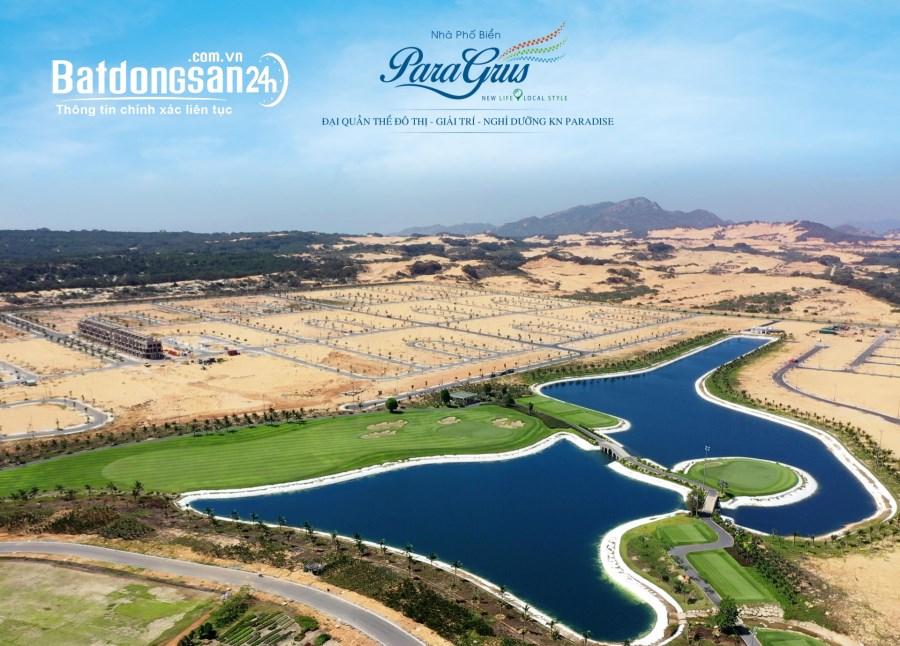 Biệt thự biển, kinh doanh liền,  đối diện sân KN Golf Link