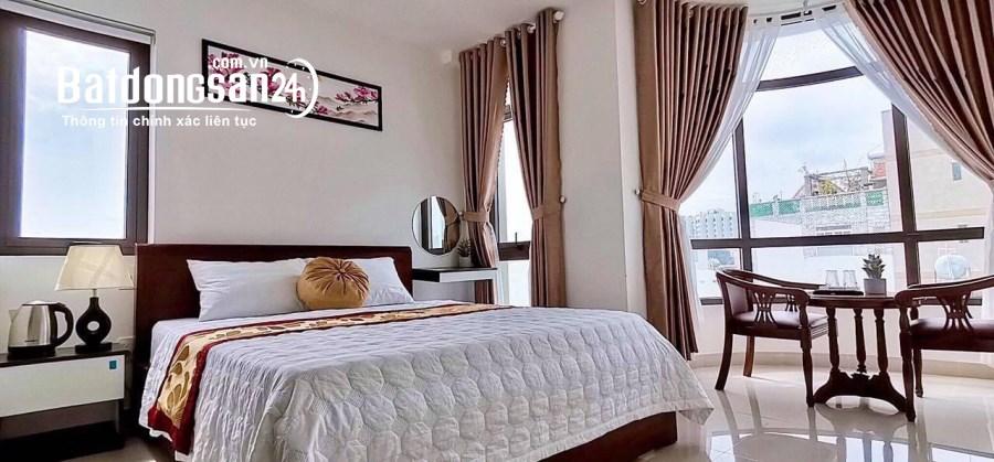 Cho thuê khách sạn 28 phòng đường Á Châu, Phường 2, Tp Vũng Tàu