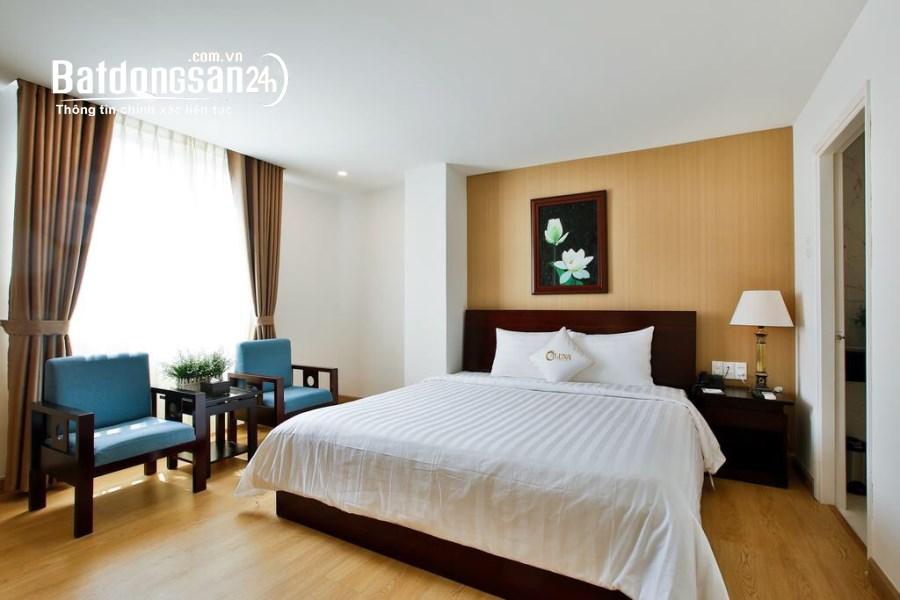 Cho thuê khách sạn 22 phòng đường Á Châu, Phường 2, Tp Vũng Tàu.